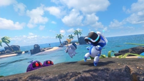 「ASTRO BOT:RESCUE MISSION」が2018年10月4日より日本国内向けに発売決定!