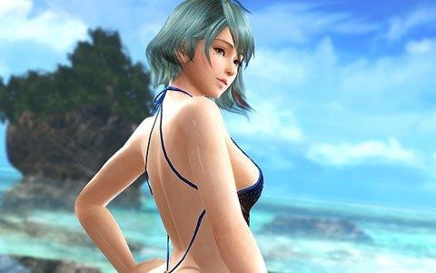「DEAD OR ALIVE Xtreme Venus Vacation」たまき、エレナ、紅葉の新作SSR水着が登場!