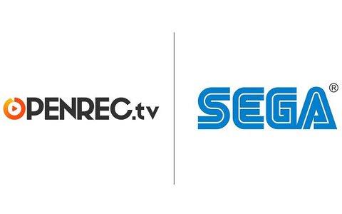 OPENREC.tv、セガホールディングスとライブ配信における一部著作物利用許諾契約を締結