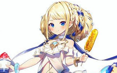 「御城プロジェクト:RE」城娘が夏の装いで登場!登録者数110万人突破記念キャンペーンが開催