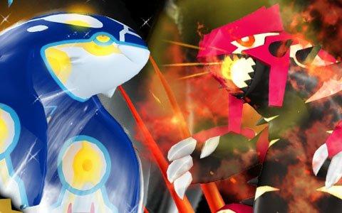「ポケモンコマスター」全世界3600万ダウンロード突破![UX]ゲンシカイオーガ&ゲンシグラードンが新登場