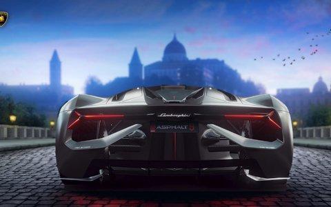 「アスファルト9:Legends」ランボルギーニとのコラボが開催!Terzo Millenioの試乗が可能に