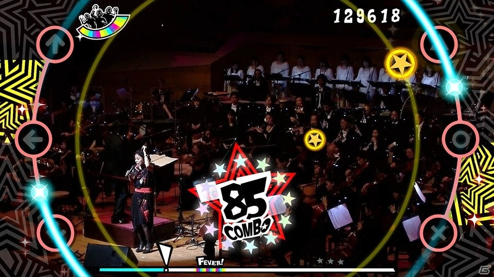 「P3D」「P5D」Life Will Change(GAME SYMPHONY JAPAN by 東京室内管弦楽団)などが追加!
