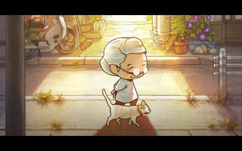 ずっと心にしみる育成ゲーム「昭和駄菓子屋物語3~おばあちゃんとねこ~」事前登録が開始!