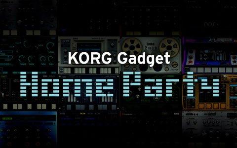 Switch用の作曲ソフト「KORG Gadget」を用いた初のイベントが開催決定