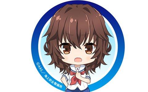 「ハイスクール・フリート 艦隊バトルでピンチ!」黒木洋美のTwitterアイコン、ヘッダーを配布!