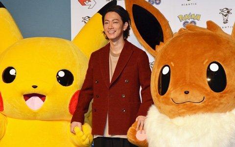 佐藤健さんが石原社長からもらったポケモンは?「Pokémon GO」新CM発表会をレポート