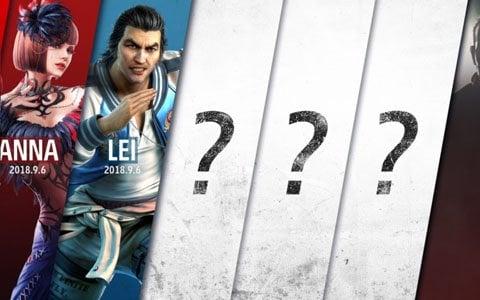 「鉄拳7」DLCシーズンパス第2弾の配信日が9月6日に決定!アンナとレイも同日配信開始