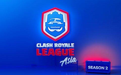 「クラッシュ・ロワイヤル」8月24日開幕「シーズン2」概要が決定