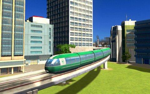 「シティーズ:スカイライン PlayStation4 Edition」DLC「マストランジット」が配信開始!