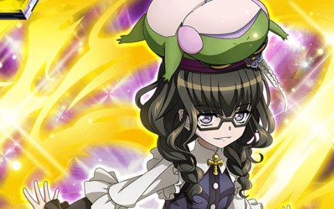 「戦姫絶唱シンフォギアXD UNLIMITED」にアニメ第4期より「パヴァリア光明結社の錬金術師」が登場!