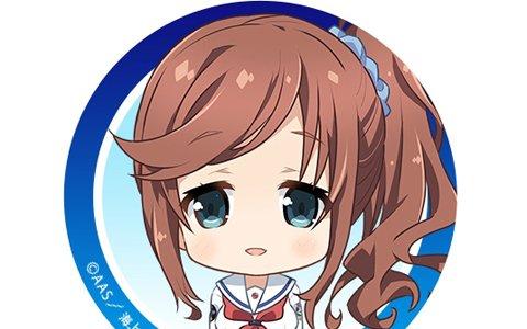 「ハイスクール・フリート 艦隊バトルでピンチ!」伊勢桜良のTwitterアイコン、ヘッダーが配布