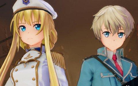 「ソードアート・オンライン フェイタル・バレット」アリスとユージオが参戦する有料DLC第3弾が8月30日に配信!