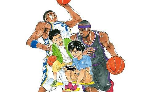 「NBA 2K19」バスケ漫画「switch」とのコラボを発表!描き下ろしイラストが公開