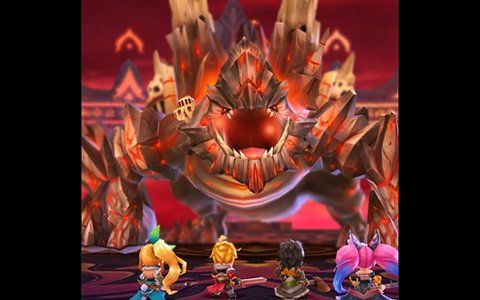 「ドラガリアロスト」世界観やゲージを溜めて竜に変身する「竜化」機能などの情報が公開!