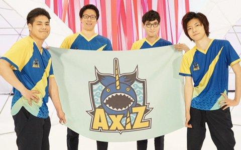 マウスコンピューターがプロeスポーツチーム「AXIZ」とスポンサー契約を締結!