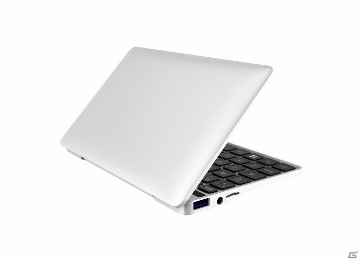 Kaby Lake搭載UMPC「GPD Pocket 2」先行予約販売の受付が開始!