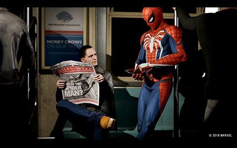 「Marvel's Spider-Man」最新映像「市民の敵スパイダーマン!?危険の元凶篇」が公開!