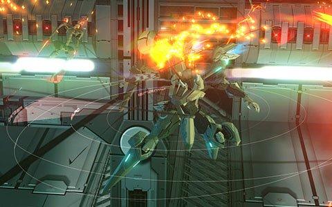 4K・VR対応のハイスピードロボットアクション「ANUBIS ZONE OF THE ENDERS:M∀RS」が本日発売!