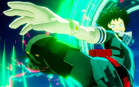 「僕のヒーローアカデミア One's Justice」DLC第1弾が配信!
