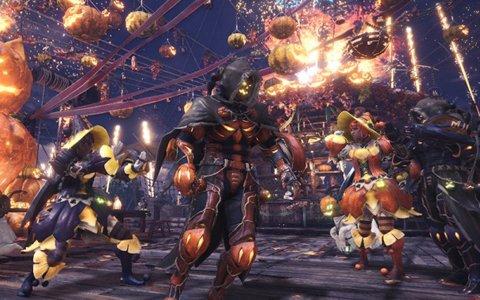 PS4「モンスターハンター:ワールド」アステラ祭【豊穣の宴】が9月21日より開催!