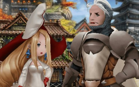 「BRAVELY DEFAULT FAIRY'S EFFECT」新物語シリーズ「外伝」第2章「温泉郷ユノハナ捕物帳」が公開!