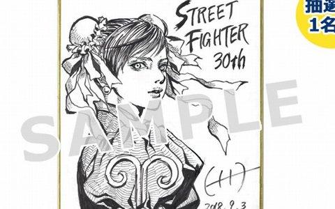 「ストリートファイター 30th アニバーサリーコレクション インターナショナル」イーカプコン限定版のキャンペーンが開催!