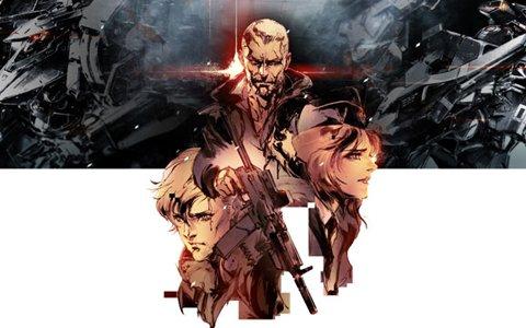 """""""フロントミッション""""シリーズの世界観を受けつぐ「LEFT ALIVE」が2019年2月28日に発売決定!"""