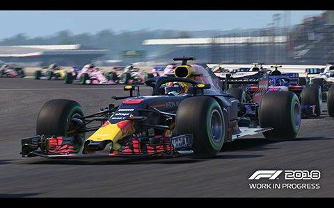 「F1 2018」開発日記「トップを飾るまで」第2回目が公開!