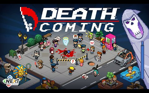 「Death Coming」や「ANCIENT VICE~魔法王戦記~」など5タイトルがDMM GAMESにて配信開始!