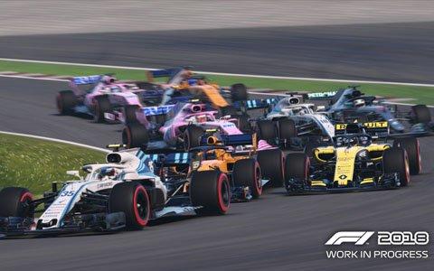 「F1 2018」シミュレーション機能について開発者が語るトレーラーが公開!