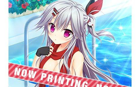 PS4版「花咲ワークスプリング!」初回限定版特典タペストリーのイラストが公開!