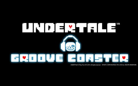 「GROOVE COASTER for STEAM」で人気インディーゲーム「UNDERTALE」の楽曲が10月に配信決定!