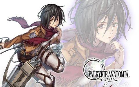 「VALKYRIE ANATOMIA -THE ORIGIN-」TVアニメ「進撃の巨人」とのコラボイベント「天を裂く巨体」が開催