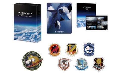 「エースコンバット7 スカイズ・アンノウン」の価格や商品構成が公開!