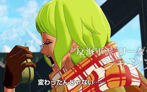 「ONE PIECE WORLD SEEKER」尾田栄一郎氏描き下ろしキャラクターも登場!第4弾PVが公開