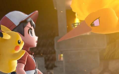 「ポケットモンスター Let's Go! ピカチュウ・Let's Go! イーブイ」にて「Pokémon GO」と連動した新要素が明らかに!