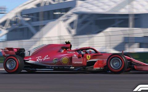 「F1 2018」本日発売!新トレーラー公開&Twitterキャンペーンが開始