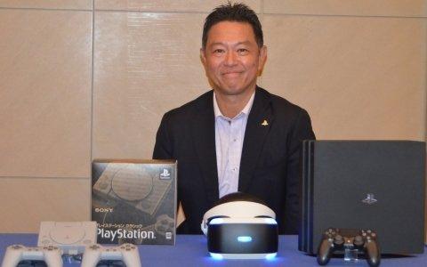 【TGS2018】「プレイステーション クラシック」発売の経緯や今後の展望が語られたSIE織田博之氏への合同インタビュー