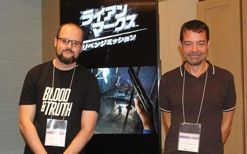 【TGS2018】VR世界でアクション映画のヒーローに!?「ライアン・マークス リベンジミッション」セッションレポート
