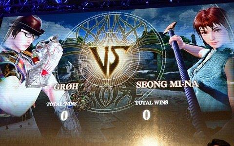 【TGS2018】櫻井さんと赤﨑さんが互いの防具を脱がし合う!「ソウルキャリバーVI」ステージをレポート