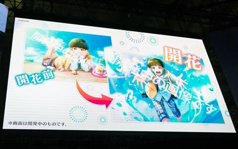 【TGS2018】各ユニットのリーダー5人によるライブ披露!「Readyyy!」ステージ