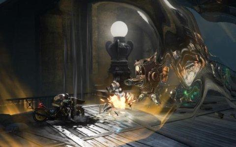 【TGS2018】人間と機械の壮絶な戦い「スティール ラッツ」プレイインタビュー&3gooタイトル紹介