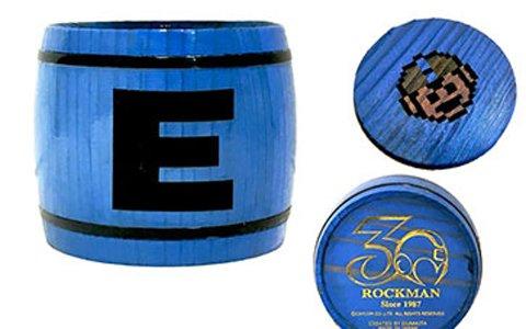 「モンスターハンター:ワールド」と「ロックマン」のE缶が木樽ジョッキになって発売!