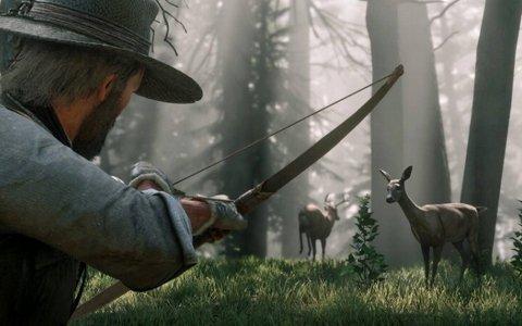 """「レッド・デッド・リデンプション2」荒野で生き抜くための必須スキル""""狩猟""""と""""釣り""""を紹介!"""