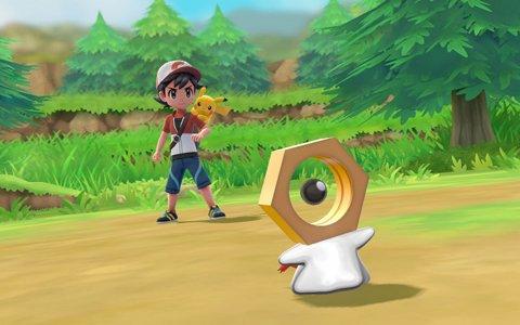 「Pokémon GO」に現れた謎のポケモンの正体は「メルタン」!メルタンに出会う方法も一部紹介
