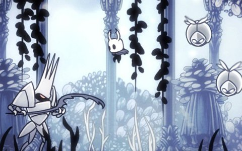 2Dアクションアドベンチャー「Hollow Knight」PS4/Xbox One版が配信開始!