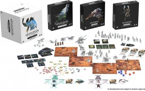 「Horizon Zero Dawn」のボードゲーム「Horizon Zero Dawn:The Board Game」の予約受付が開始!