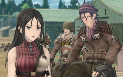 Nintendo Switch版「戦場のヴァルキュリア4」が本日発売!