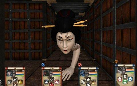 「百鬼城公儀隠密録」がDMM GAMES PC ゲームフロアに登場